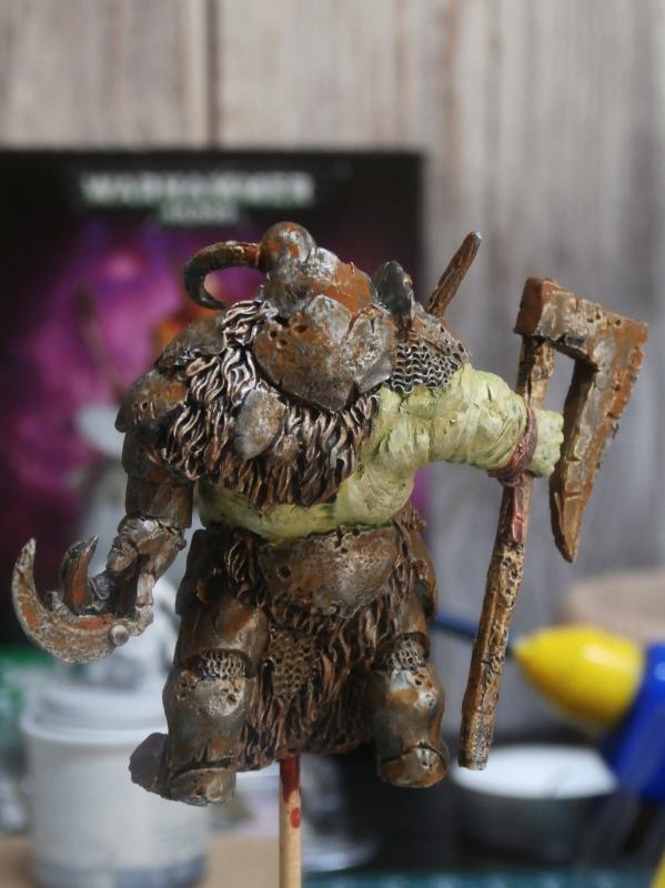Rotten Lord -  Figurine Scibor Monstrous Miniatures - 46mm (FINI) P6210012