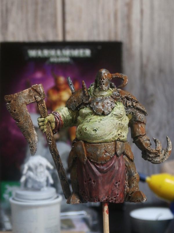 Rotten Lord -  Figurine Scibor Monstrous Miniatures - 46mm (FINI) P6210013
