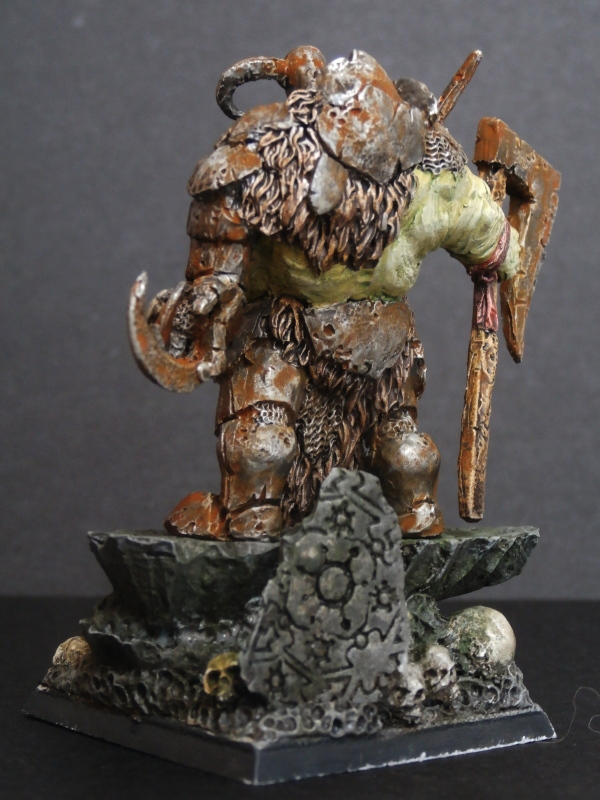 Rotten Lord -  Figurine Scibor Monstrous Miniatures - 46mm (FINI) P6210018