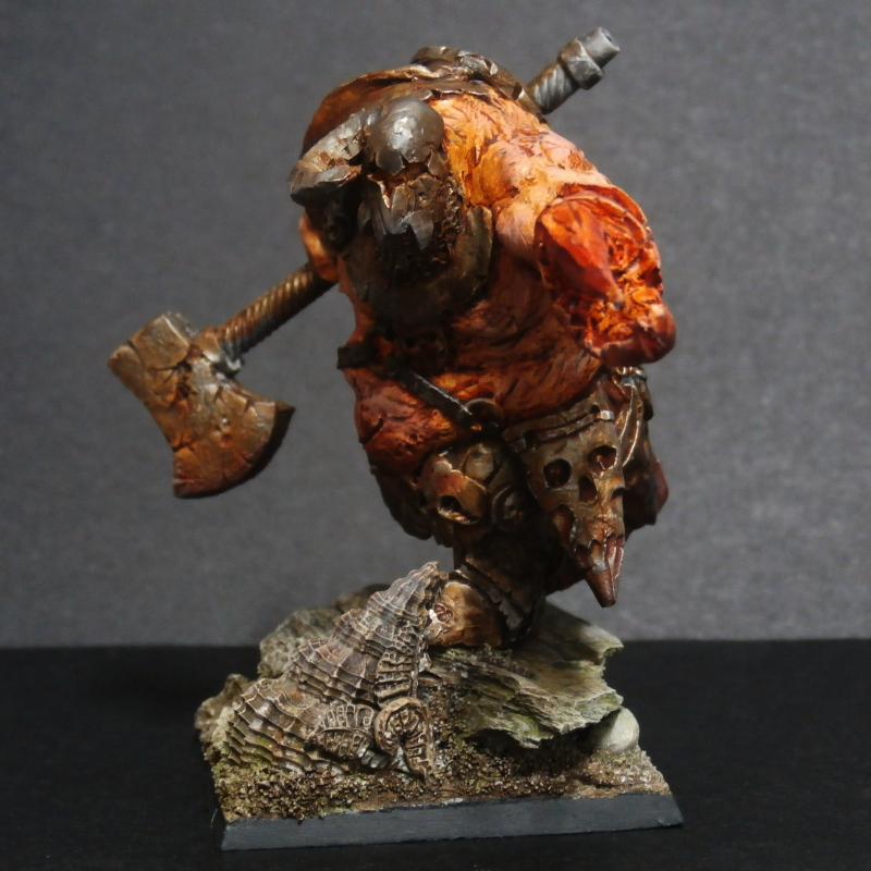 Rotten Lord -  Figurine Scibor Monstrous Miniatures - 46mm (FINI) P6290016