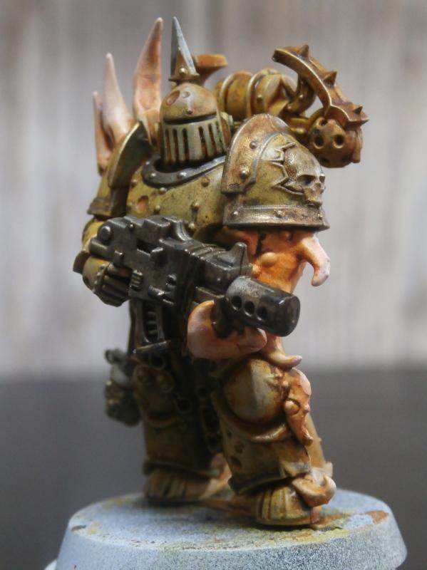 Death Guard Plague Marines - Warhammer - 28mm (FINI) P7020013