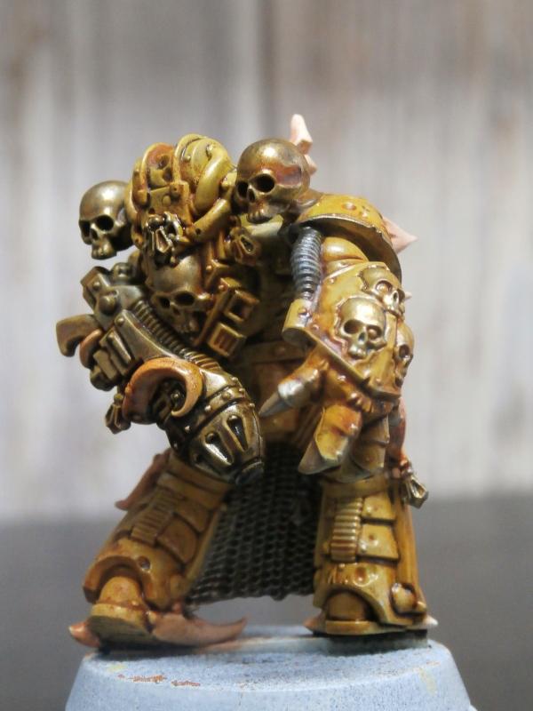 Death Guard Plague Marines - Warhammer - 28mm (FINI) P7040014