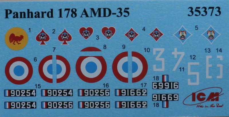 Panhard 178 AMD-35 ICM 1/35 (FINI) - Page 2 P7060011
