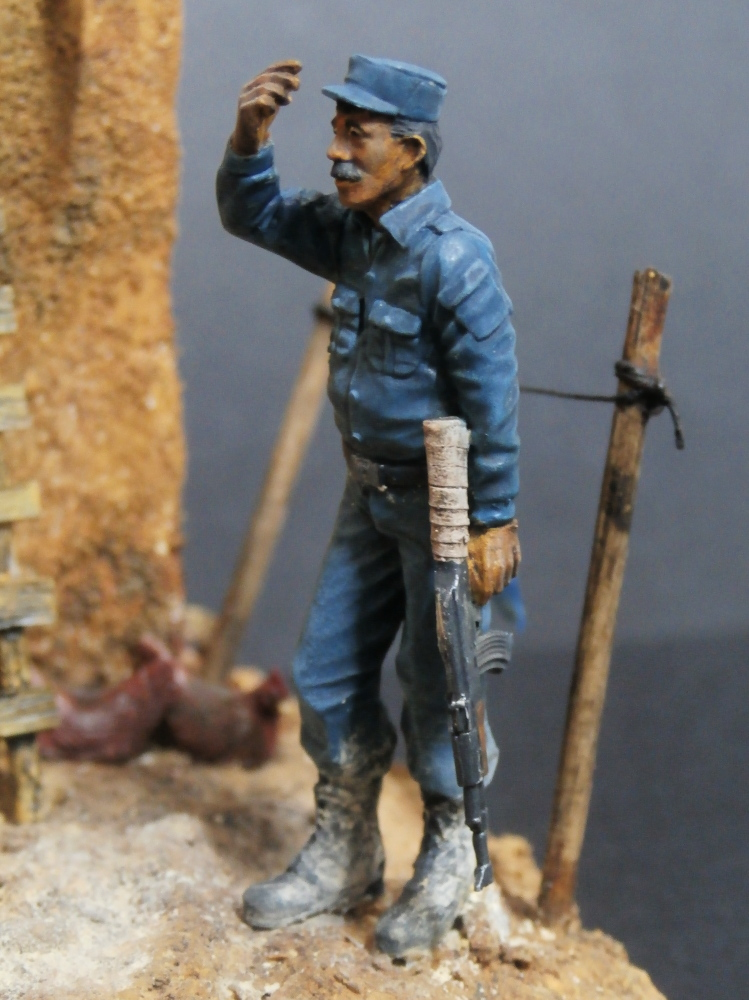 Afghanistan scène 1 - Figurines Djitis Production + figurine Meng 1/35 (FINI) - Page 2 P7170021