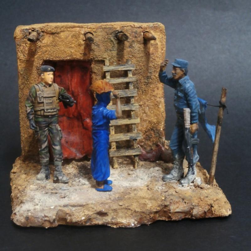 Afghanistan scène 1 - Figurines Djitis Production + figurine Meng 1/35 (FINI) - Page 2 P7170023