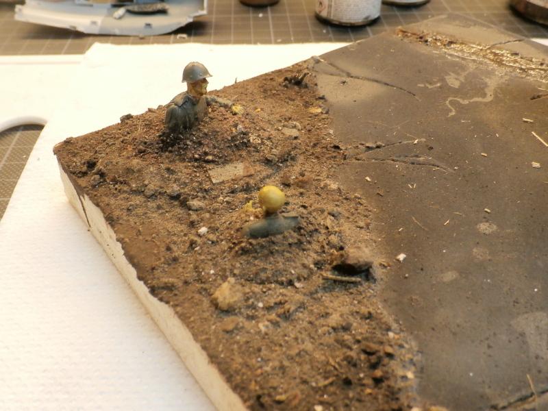 Défi moins de kits en cours : Diorama figurine Reginlaze [Bandai 1/144] *** Nouveau dio terminée en pg 5 - Page 2 P7200014