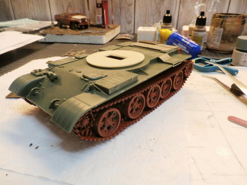 T-55BZ 1/35 Skif (FINI) P7270012