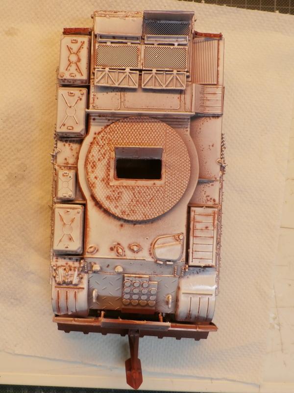 T-55BZ 1/35 Skif (FINI) - Page 2 P7290013
