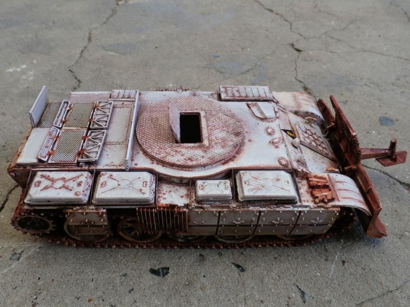 T-55BZ 1/35 Skif (FINI) - Page 2 P7300010