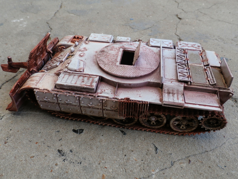 T-55BZ 1/35 Skif (FINI) - Page 2 P7300011