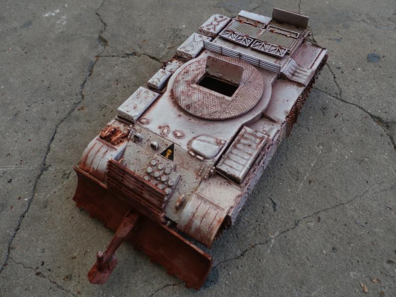 T-55BZ 1/35 Skif (FINI) - Page 2 P7300012