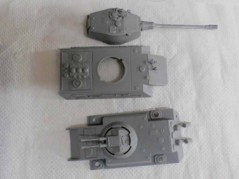 E75 Heavy Panzer  1/72 Modelcollect P8030011