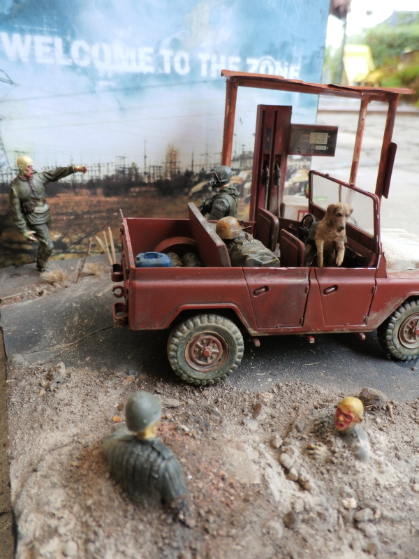 Jeep chinoise BJ212 Trumpeter 1/35 (FINI) - Page 3 P8090026