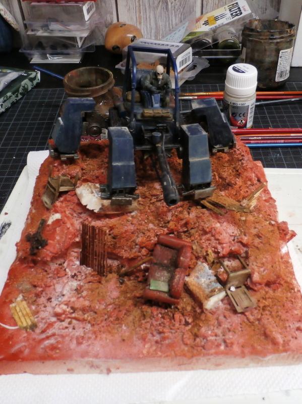 2077 - Zombie extermination - 1/35 scratch (FINI) - Page 2 P8160013