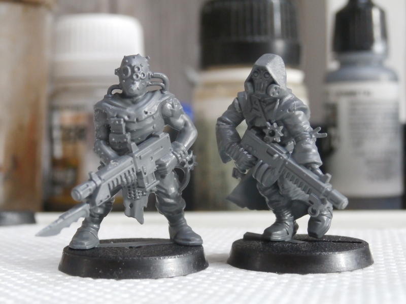 Cultistes du chaos - figurines Warhammer 30mm (FINI) Pa050014