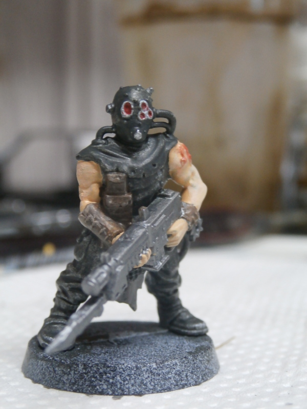 Cultistes du chaos - figurines Warhammer 30mm (FINI) Pa050017