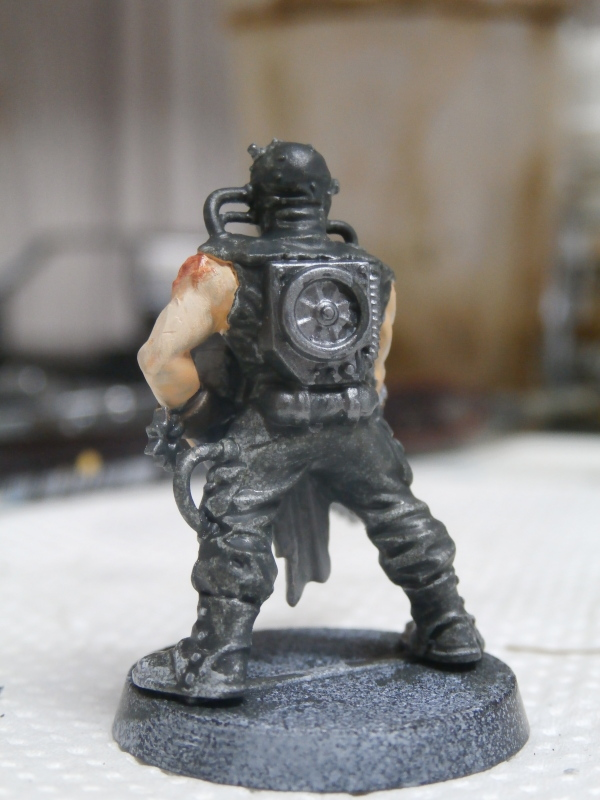 Cultistes du chaos - figurines Warhammer 30mm (FINI) Pa050018