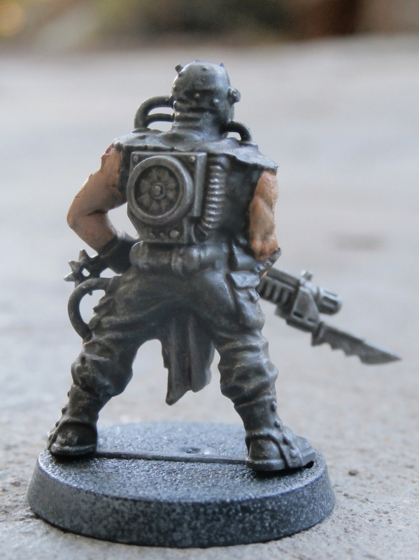 Cultistes du chaos - figurines Warhammer 30mm (FINI) Pa050026