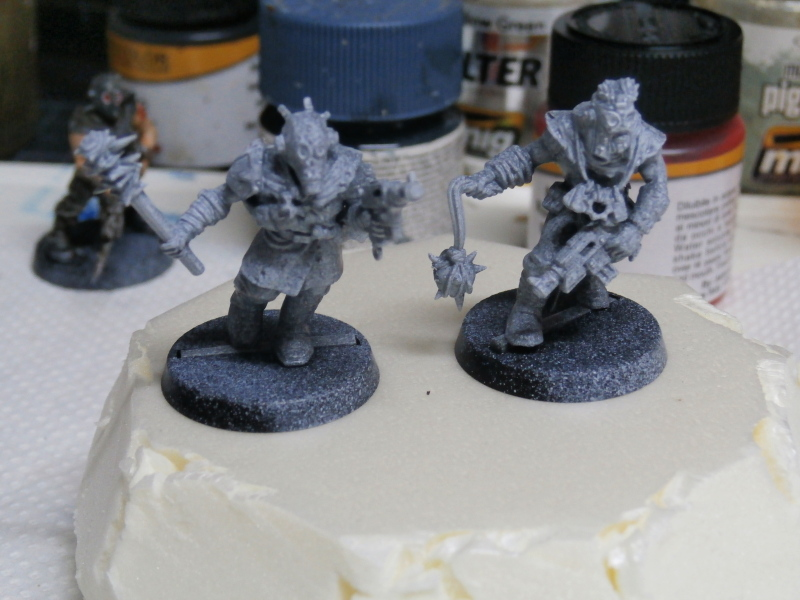 Cultistes du chaos - figurines Warhammer 30mm (FINI) Pa070011