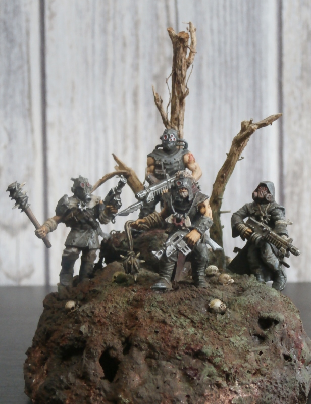 Cultistes du chaos - figurines Warhammer 30mm (FINI) - Page 2 Pa130013