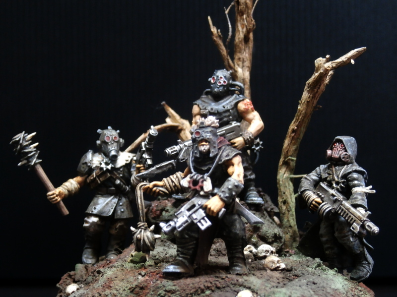 Cultistes du chaos - figurines Warhammer 30mm (FINI) - Page 2 Pa130018