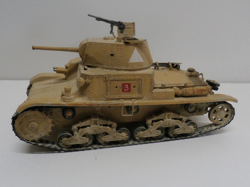 Carro Armato M14/41 Italeri 1/35 (FINI) - Page 2 Pa140014