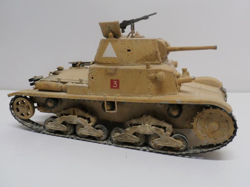 Carro Armato M14/41 Italeri 1/35 (FINI) - Page 2 Pa140015