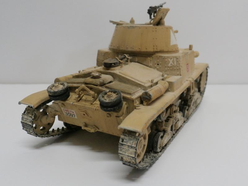 Carro Armato M14/41 Italeri 1/35 (FINI) - Page 2 Pa140016