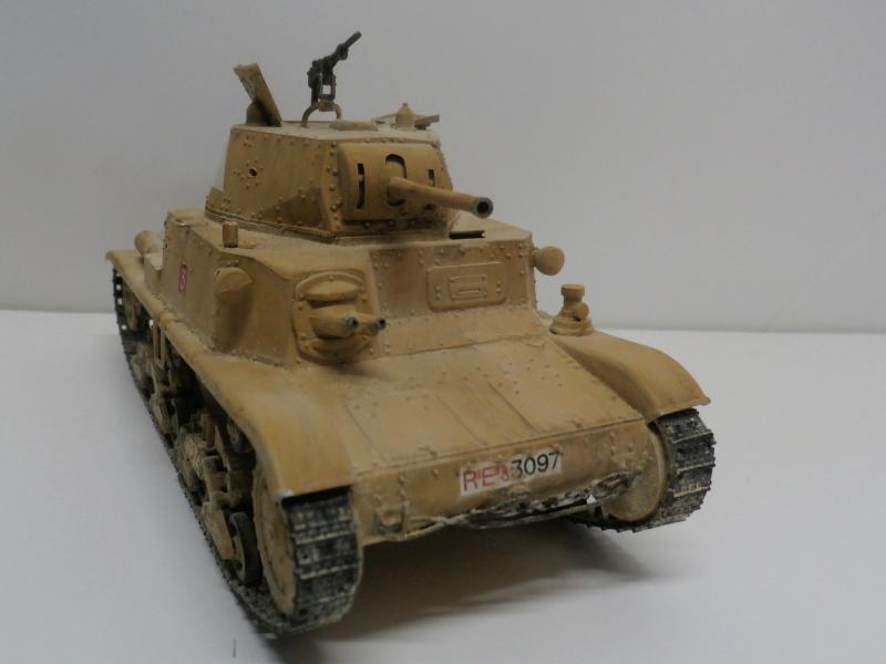 Carro Armato M14/41 Italeri 1/35 (FINI) - Page 2 Pa140017
