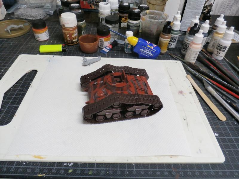 Zombie War scratch 1/35 (FINI) Pa180010