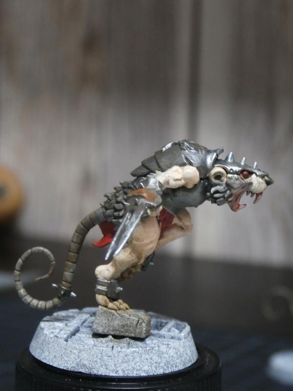 Spiteclaw's Swarm - figurines Wahrhammer (FINI) Pa210010