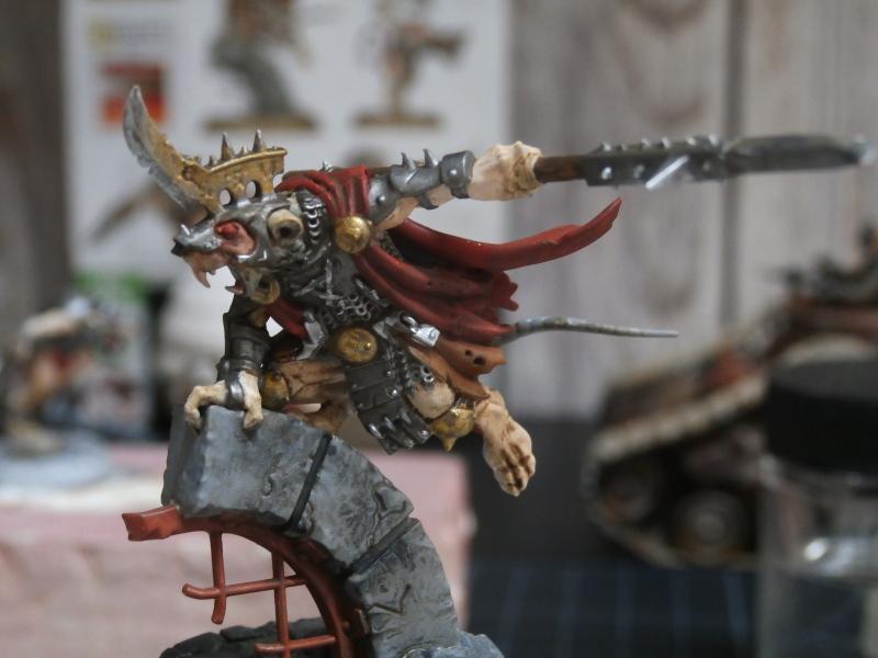 Spiteclaw's Swarm - figurines Wahrhammer (FINI) Pa210018