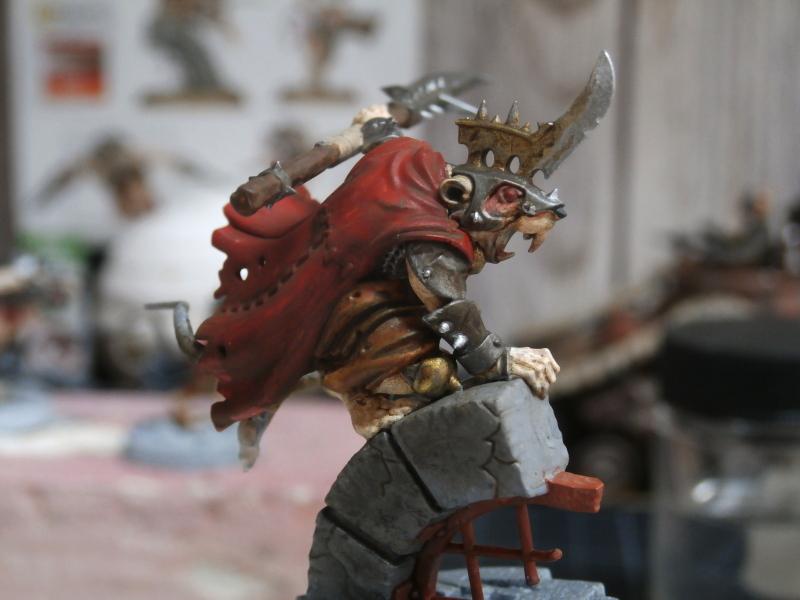 Spiteclaw's Swarm - figurines Wahrhammer (FINI) Pa210020