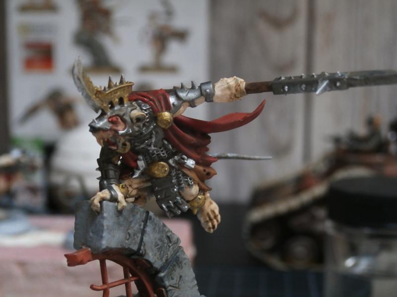 Spiteclaw's Swarm - figurines Wahrhammer (FINI) Pa210021