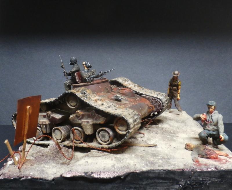Zombie War scratch 1/35 (FINI) Pa250014