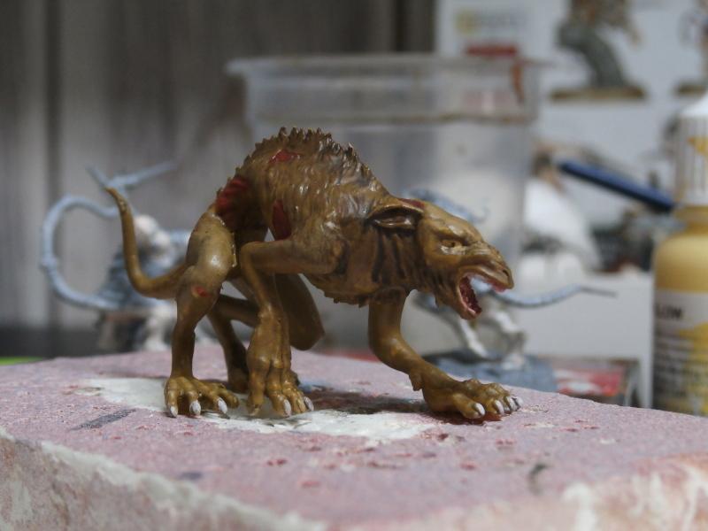 Spiteclaw's Swarm - figurines Wahrhammer (FINI) Pa270011