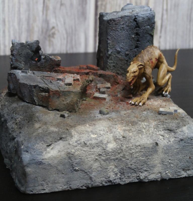 Spiteclaw's Swarm - figurines Wahrhammer (FINI) Pa280010