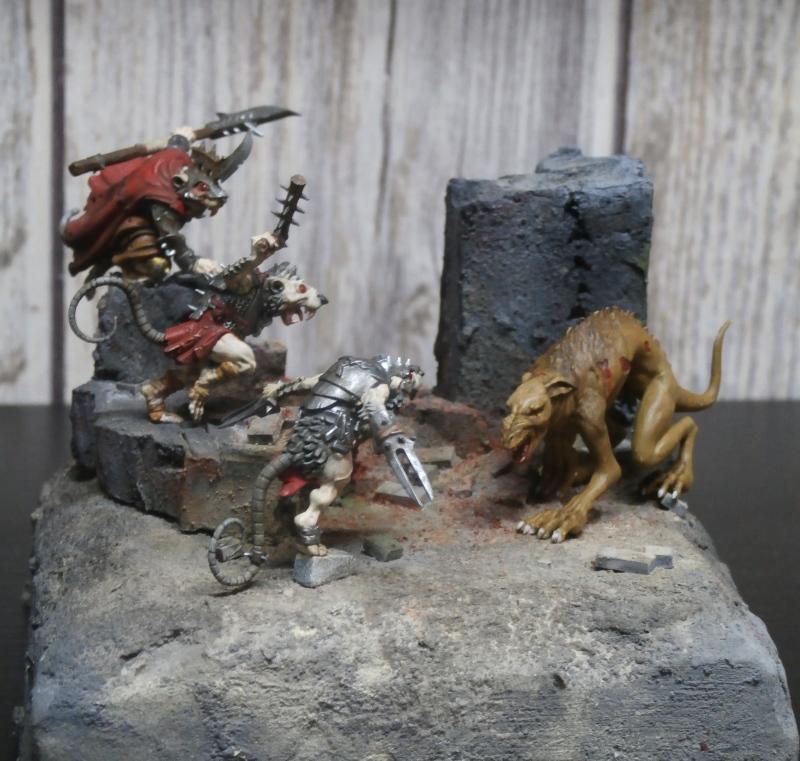 Spiteclaw's Swarm - figurines Wahrhammer (FINI) - Page 2 Pa280013