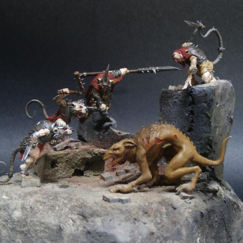 Spiteclaw's Swarm - figurines Wahrhammer (FINI) - Page 2 Pa280019