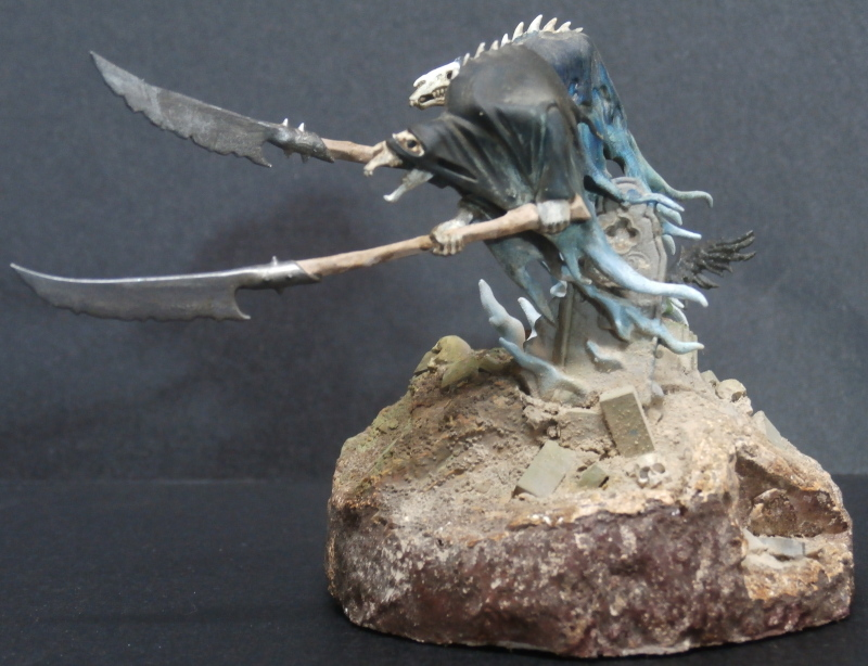 Glaive wraith Stalkers - Figurines Warhammer (FINI) Pb040012