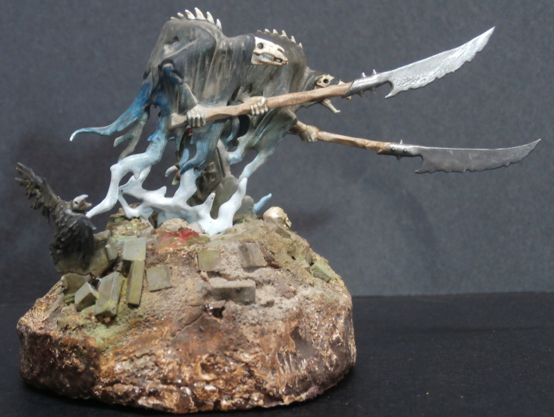 Glaive wraith Stalkers - Figurines Warhammer (FINI) Pb040013