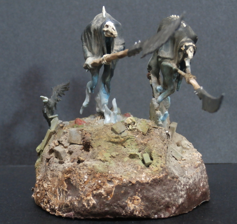 Glaive wraith Stalkers - Figurines Warhammer (FINI) Pb040014