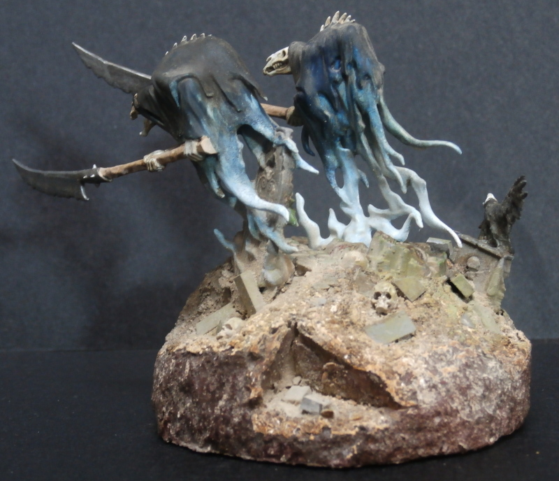 Glaive wraith Stalkers - Figurines Warhammer (FINI) Pb040015