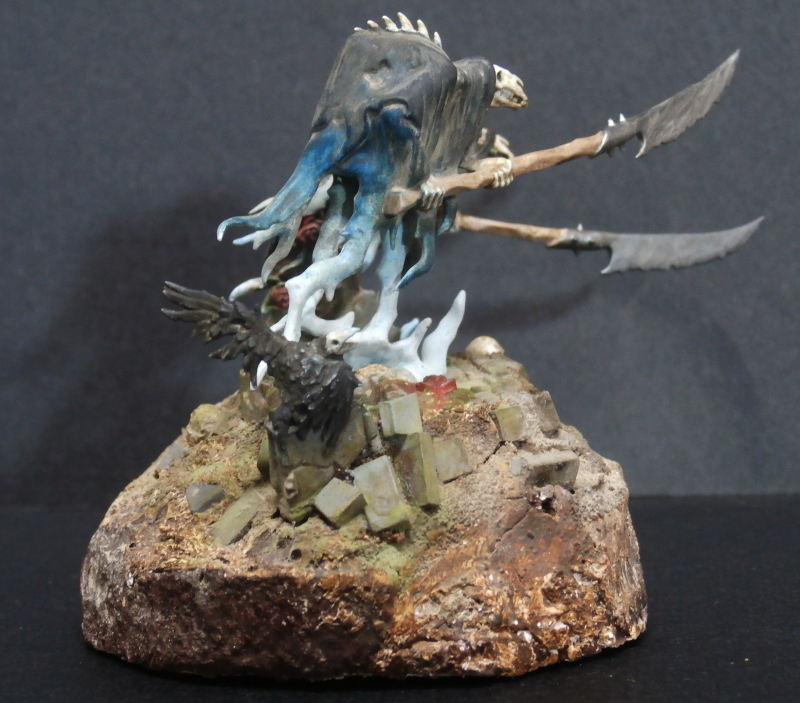 Glaive wraith Stalkers - Figurines Warhammer (FINI) Pb040016