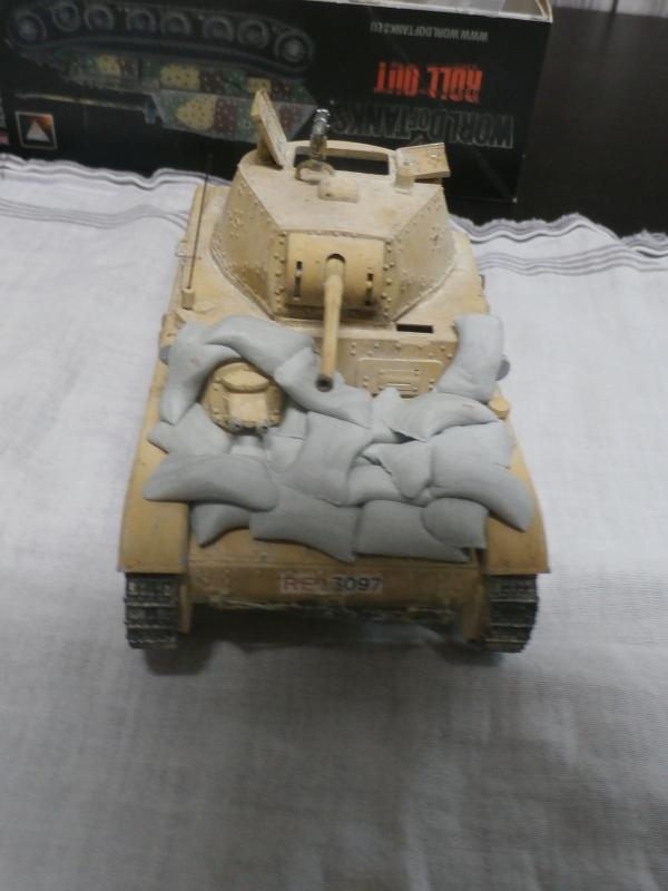 Carro Armato M14/41 Italeri 1/35 (FINI) - Page 3 Pb160014