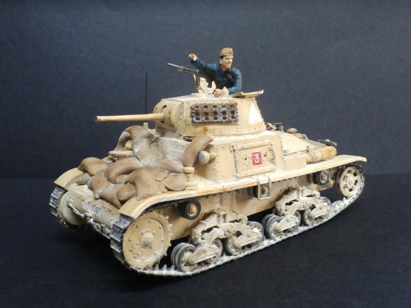 Carro Armato M14/41 Italeri 1/35 (FINI) - Page 3 Pb170010