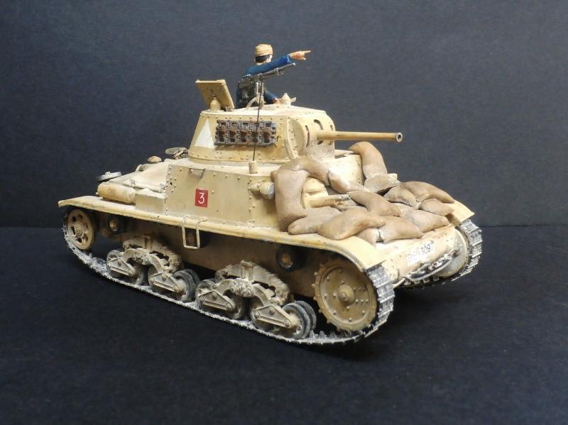 Carro Armato M14/41 Italeri 1/35 (FINI) - Page 3 Pb170011