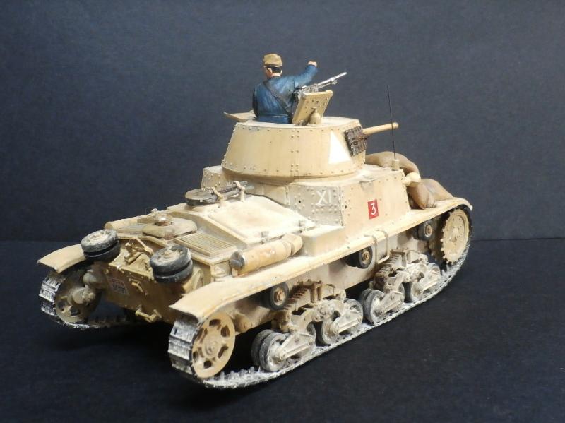 Carro Armato M14/41 Italeri 1/35 (FINI) - Page 3 Pb170012