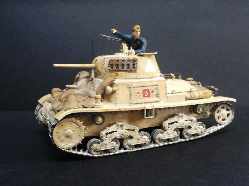 Carro Armato M14/41 Italeri 1/35 (FINI) - Page 3 Pb170014