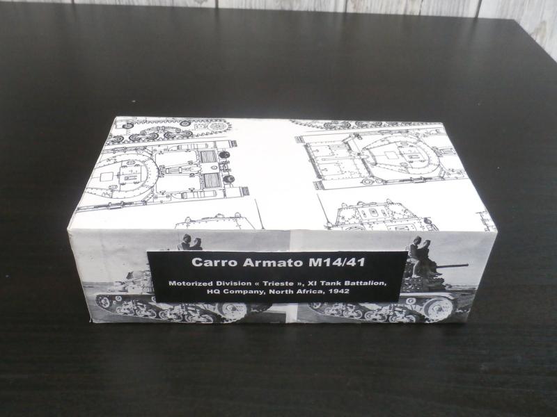 Carro Armato M14/41 Italeri 1/35 (FINI) - Page 3 Pb170016